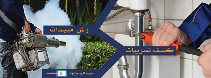 ما هى أفضل الطرق لرش المبيدات الحشرية؟