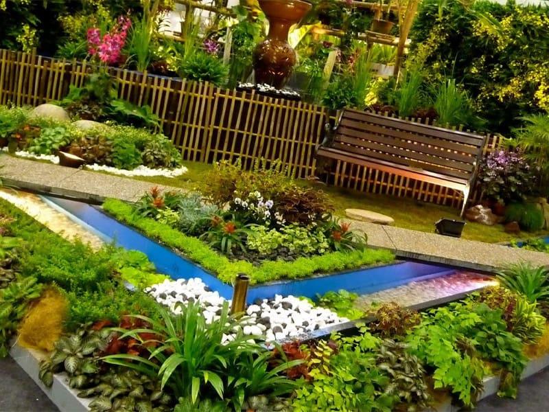 تنسيق حدائق بالمدينة المنورة